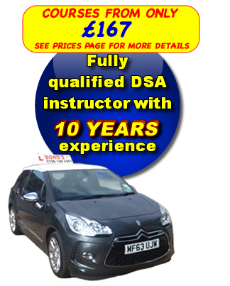 get driving lessons Tameside with Tameside Driving School